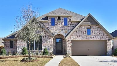 Fulshear Single Family Home For Sale: 2431 Magnolia Bloom Court