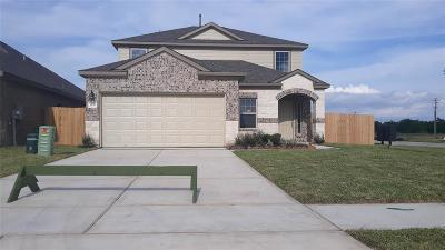 Texas City Single Family Home For Sale: 3210 Hatteras Drive