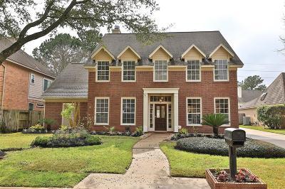 Single Family Home For Sale: 15911 Mesa Gardens Drive