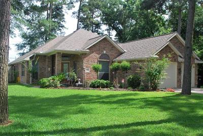 Magnolia Single Family Home For Sale: 6111 Weisinger Drive