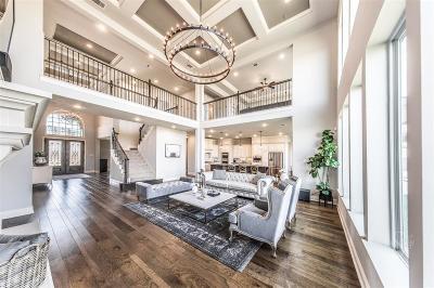 Fulshear Single Family Home For Sale: 28538 Hoffman Spring Lane