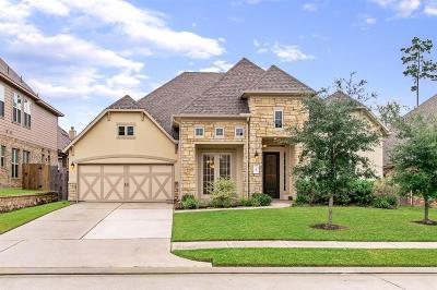 Conroe Single Family Home For Sale: 75 Chestnut Meadow Drive