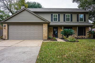 Cypress Single Family Home For Sale: 12506 Mill Ridge Drive