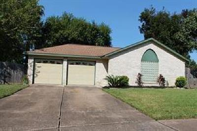 Pasadena Single Family Home For Sale: 1315 Moon Court