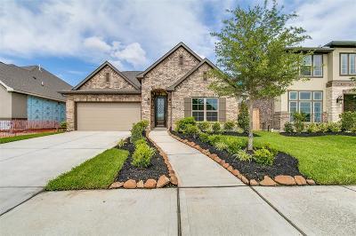 Missouri City Single Family Home For Sale: 2414 Jasper Point