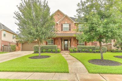 Single Family Home For Sale: 17726 Carr Creek Lane