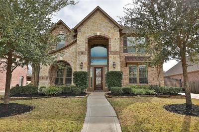 Cypress Single Family Home For Sale: 15114 Turquoise Mist Drive