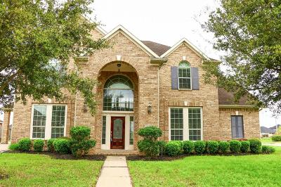 Friendswood Single Family Home For Sale: 1914 Rolling Stone Drive Drive