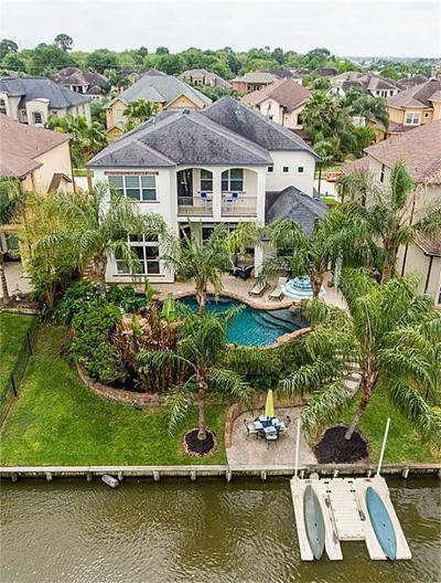 Single Family Home For Sale: 2410 Blue Canoe Court