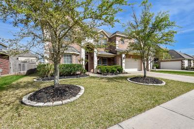 Pearland Single Family Home For Sale: 2103 Clearfield Springs Court
