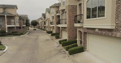 Houston TX Condo/Townhouse For Sale: $265,000