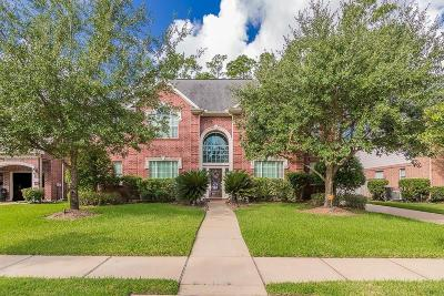 Spring Single Family Home For Sale: 9607 Woodcliff Lake Drive