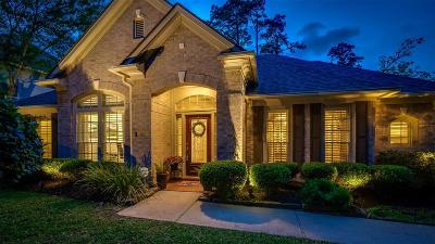 The Woodlands Single Family Home For Sale: 62 Laurelhurst Circle