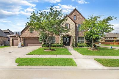 Katy Single Family Home For Sale: 4102 Shining Rock Lane