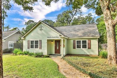 Garden Oaks Single Family Home For Sale: 4227 Apollo Street