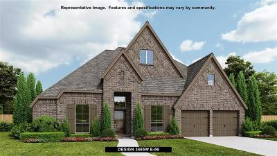 New Caney Single Family Home For Sale: 23314 Ridge Spring Drive