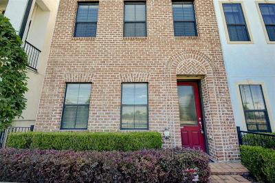 Houston Condo/Townhouse For Sale: 9612 Knight Road