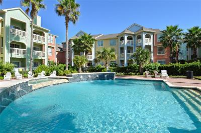 Galveston Condo/Townhouse For Sale: 7000 Seawall Boulevard #1012
