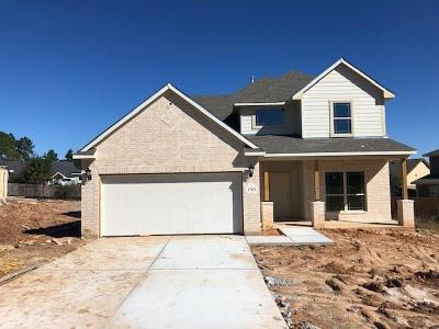 Conroe Single Family Home For Sale: 1703 Wandering Hills
