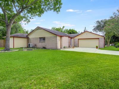 Pearland Single Family Home For Sale: 3102 Plymouth Landing Circle