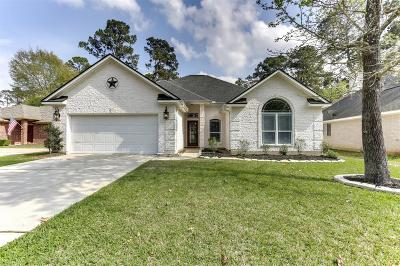 Montgomery Single Family Home For Sale: 12119 Browning Drive