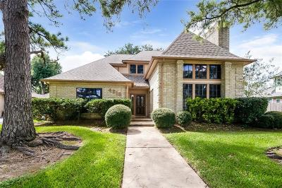 Houston Single Family Home For Sale: 4619 Farnington Drive