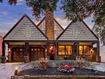 Houston Single Family Home For Sale: 2123 Milford Street