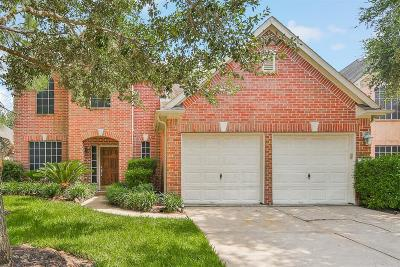 Pearland Single Family Home For Sale: 3806 Glenhill Drive