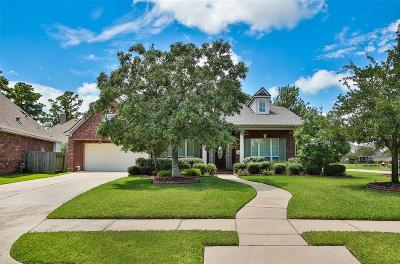 Tomball Single Family Home For Sale: 18819 Fortrose Garden Court