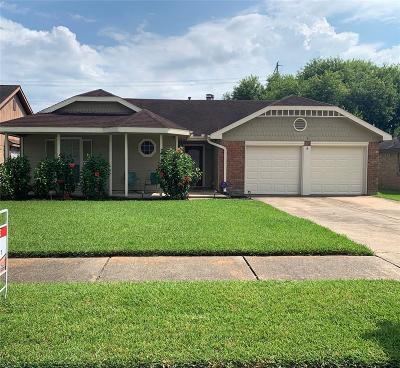 Deer Park Single Family Home For Sale: 1818 Willowbend Drive