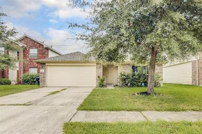 Humble Single Family Home For Sale: 21602 Trilby Way