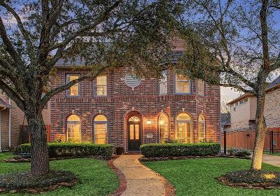 Bellaire Single Family Home For Sale: 4526 Park Court