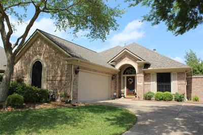 League City Single Family Home For Sale: 2430 Wentworth Oaks Court
