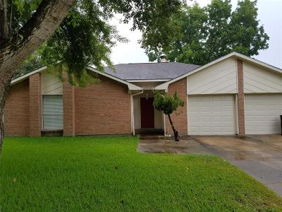 League City Single Family Home For Sale: 2903 Tarpon Drive