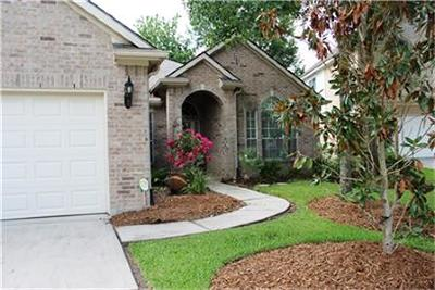 Kingwood Single Family Home For Sale: 1906 Eastwood Lake Court