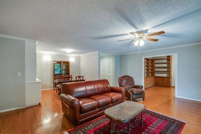 Houston Condo/Townhouse For Sale: 6657 Bayou Glen Road