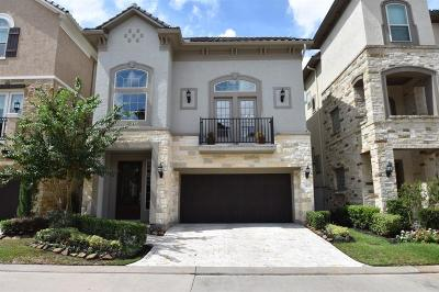 Sugar Land Single Family Home For Sale: 823 Old Oyster Trail