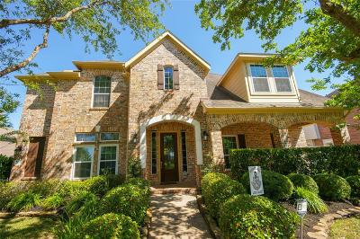 Single Family Home For Sale: 5303 Blue Cypress Lane