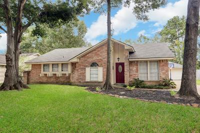 Kingwood Single Family Home For Sale: 2410 Chanay Lane