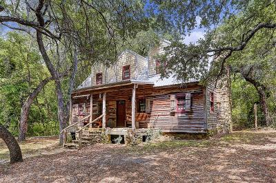 Fayette County Country Home/Acreage For Sale: 3645 Martin Lane