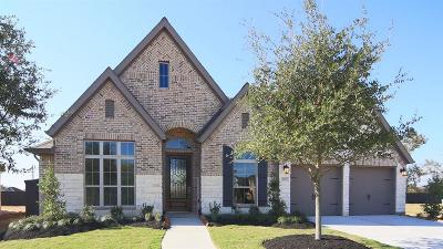 Richmond Single Family Home For Sale: 3835 Tarragon Bend Drive