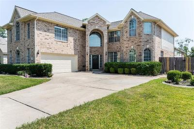 Spring Single Family Home For Sale: 9215 Memorial Hills Drive