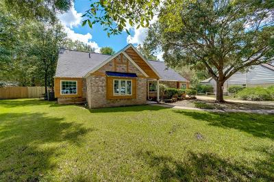 Conroe TX Single Family Home For Sale: $207,500