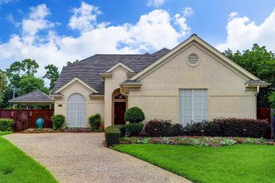 Spring Single Family Home For Sale: 16702 Manningtree Lane