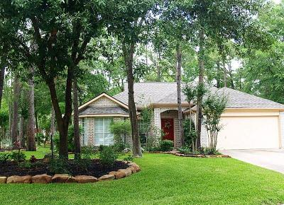 The Woodlands Single Family Home For Sale: 14 Lantern Hollow Place