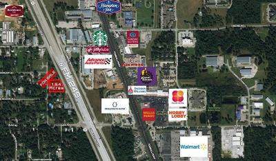 Tomball Residential Lots & Land For Sale: 27800 Sh 249 Road