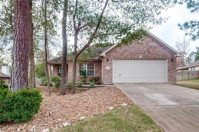 Montgomery Single Family Home For Sale: 11611 Willowrun Drive