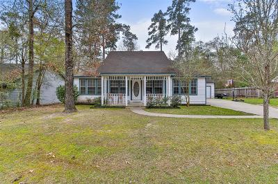 Conroe Single Family Home For Sale: 10850 Royal Adrian Drive