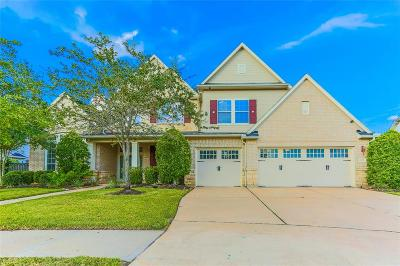 Sugar Land Single Family Home For Sale: 6910 Zachary Stuart Circle