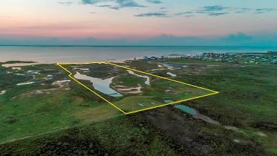 Galveston Residential Lots & Land For Sale: 24024 Termini San Luis Pass Road